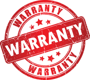 warranty on all repairs